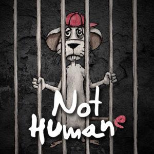 Rap song - Not Human-e